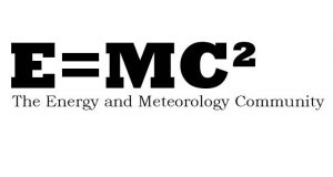 E=mc2 logo