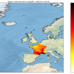 France climate data