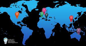 ICEM history map