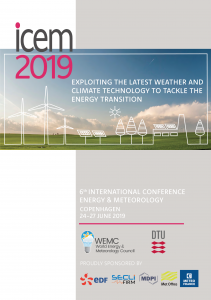 ICEM 2019 CONFERENCE BOOK COVER