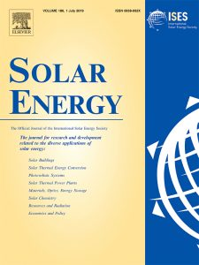Solar Energy Journal